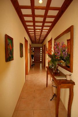 Casa Gavilan has a total floor area of over 2000 square feet!